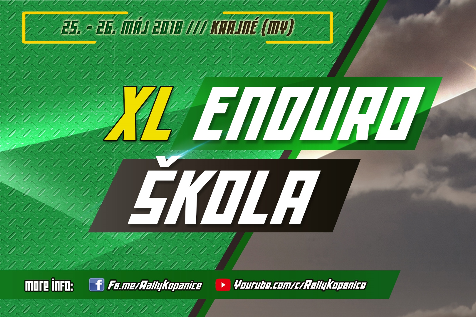 XL Enduro škola 2018