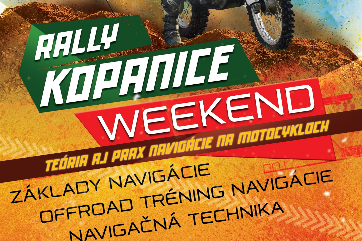 Rally weekend 2019 – aktualizované